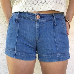 🧵Earnest Sewn jean shorts🧵